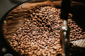 Cum se prăjește cafeaua?